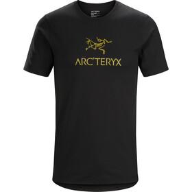 Arc'teryx Arc'Word T-Shirt SS Herre 24k black